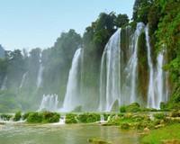 Обои-водопады