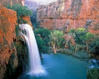 Водопады-обои